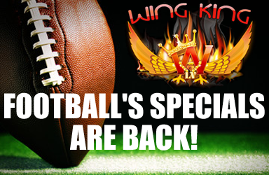 Wing King Specials
